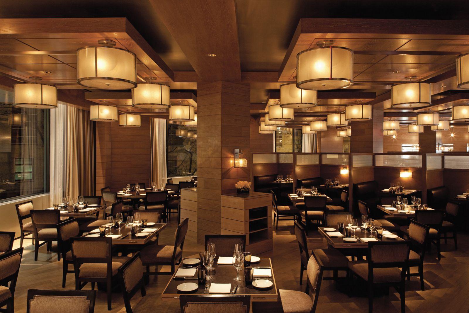 Best Restaurants In Dc Bourbon Steak Dc Steakhouse